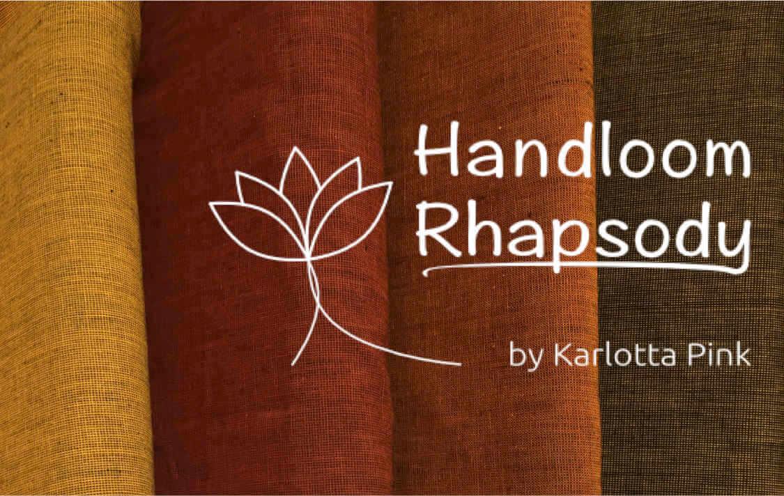 Blogtour Karlotta Pink Handloom Rhapsody