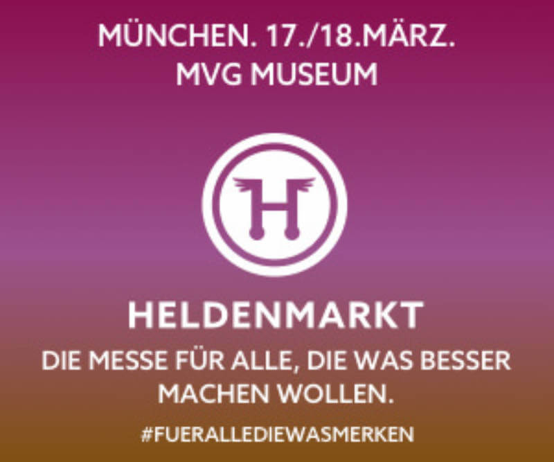 Heldenmarkt in München