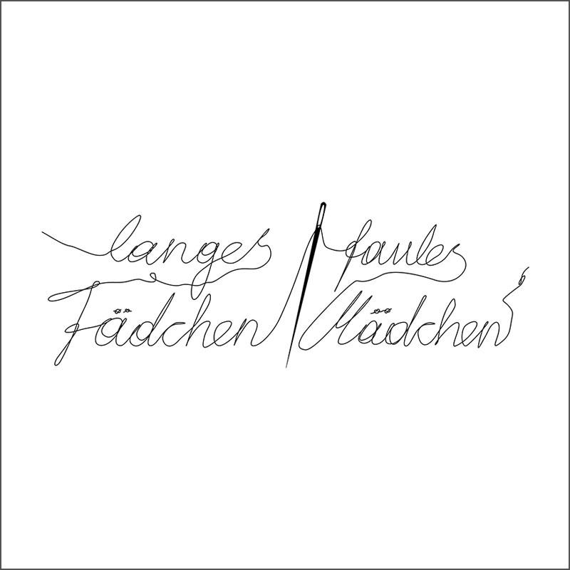 logo langes Faedchen faules Maedchen